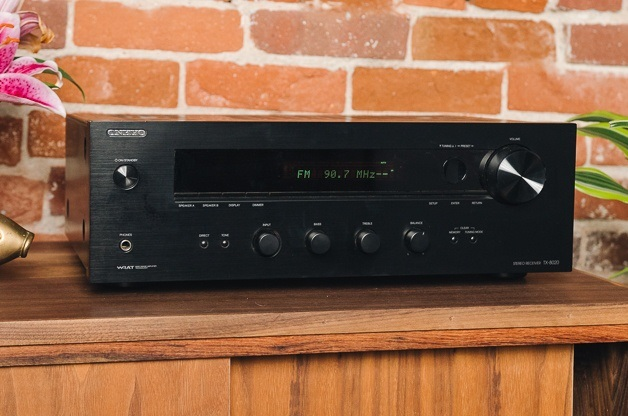 buying the stereo receiver